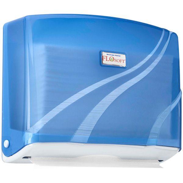 Раздатчик бумажных полотенец FLOsoft F177M 200 листов