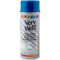 Аэрозоль Dupli-Color Very Well RAL 5010 темно-синий 400 мл