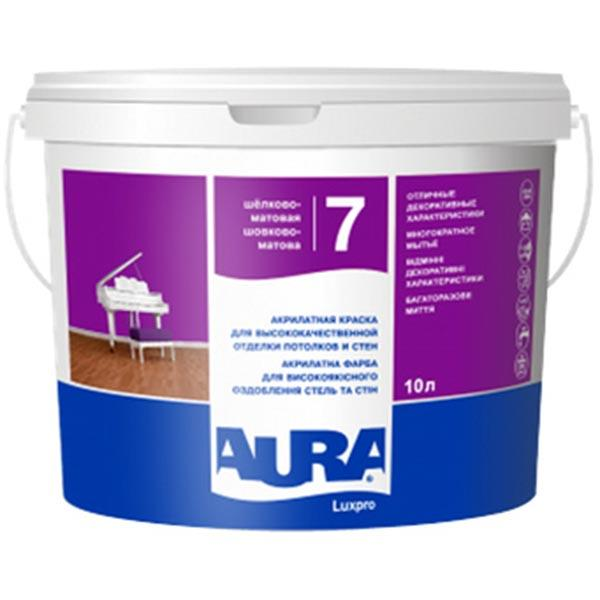 Краска Aura Luxpro 7 TR 2.25 л