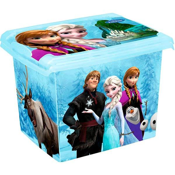 Ящик для вещей Keeeper Frozen 39x29x27 см