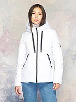 Куртка женская демисезонная MODA 00065 (42-56) XS-4XL Белый