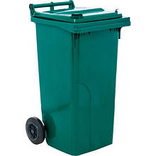 Контейнер для мусора Алеана 240 л зелений