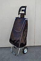 Хозяйственная сумка тележка Xiamen с железными колесами Shoping (0047)