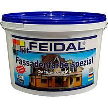 Краска Feidal HIT Fassadenfarbe spezial белый 10 л
