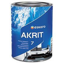 Краска Eskaro Akrit 7 A 2.85 л