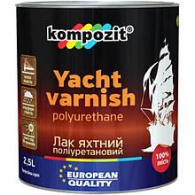 Лак Kompozit яхтный глянцевый 0.7 л