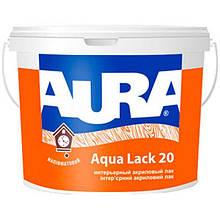 Лак Aura Aqua Lack 20 10 л