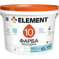 Краска Element 10 силиконовая 5 л