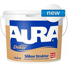 Краска Aura Decor Silikon Structur 14.8 кг