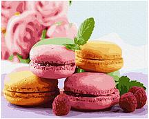 Картина по номерам Легкий десерт 40*50 см Rainbow Art GX34667