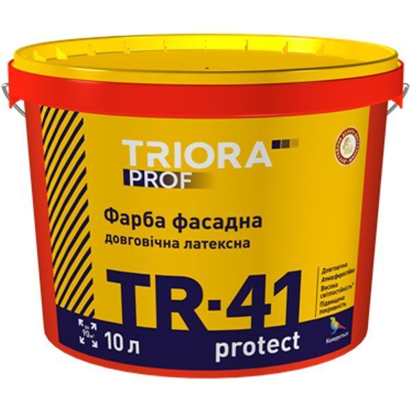 Краска Triora TR-41 protect TR 3 л