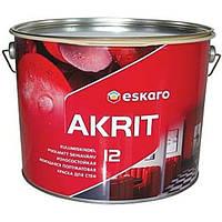 Краска Eskaro Akrit 12 A 9.5 л