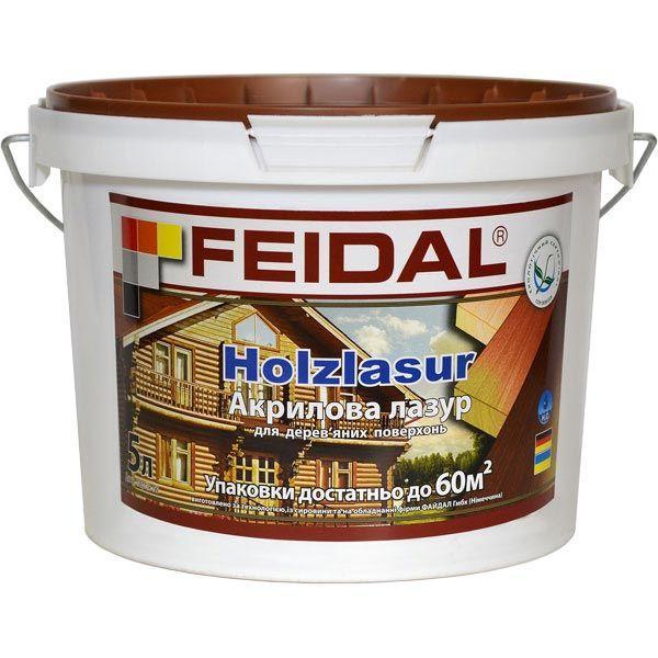 Лазурь Feidal Holzlasur орех 0.75 л