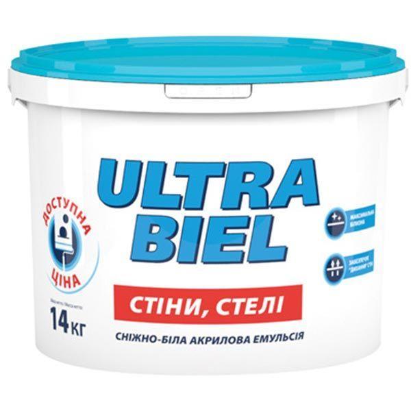 Краска Sniezka Ultra 5 л