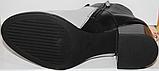 Ботинки женские кожаные от производителя модель КЛ2059-2, фото 4