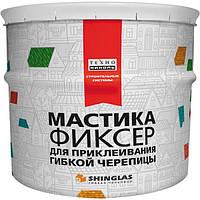 Мастика для битумной черепицы Технониколь №23 Фиксер 3.6 кг