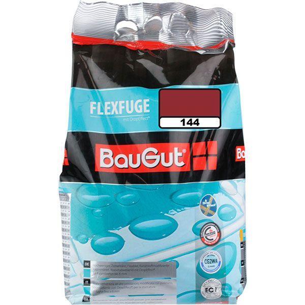 Фуга BauGut Flexfuge 144 шоколад 5 кг