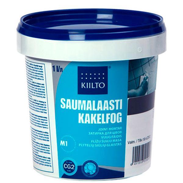 Фуга Kiilto Kesto 31 светло-коричневая 1 кг
