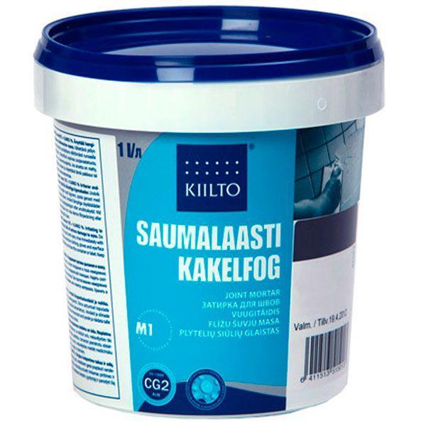 Фуга Kiilto Kesto 29 светло-бжевая 1 кг