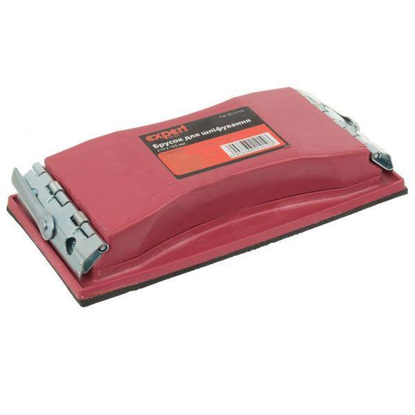 Брусок шлифовальный Expert tools SB210105E