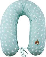 """Подушка для беременных и кормления 30х170см, """"Корона"""""""