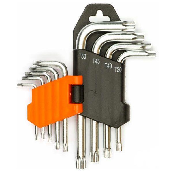 Набор ключей комбинированных Montero т10-50 20710