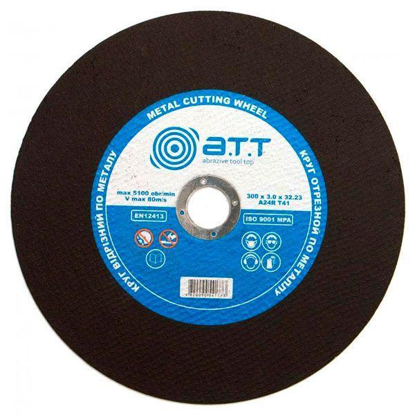 Круг отрезной A.T.T. 5700021 400x3.5x32 мм металл