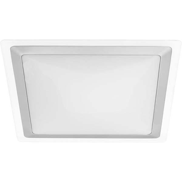 Светильник светодиодный Hopfen ALS 18 Вт белый/серый 5200 К