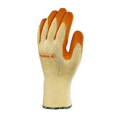 Delta Plus Group / Перчатки трикотажные с латексным покрытием VE730OR 8р