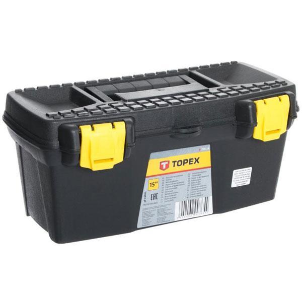 Ящик для ручного инструмента Topex 79R118 383х188х168 мм