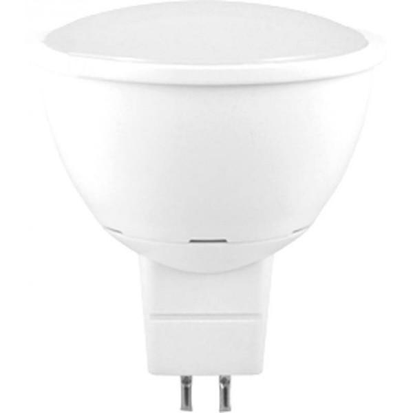 Лампа светодиодная Hopfen 7 Вт MR16 матовая GU5.3 220 В 3000 К