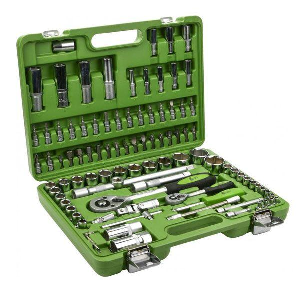 Набор ручного инструмента Alloid НГ-4094П-6 94 предмета