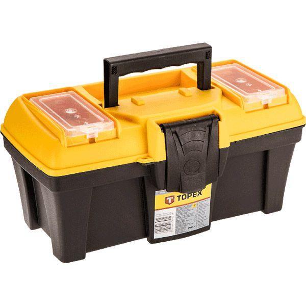 Ящик для инструмента с органайзерами Topex 79R124