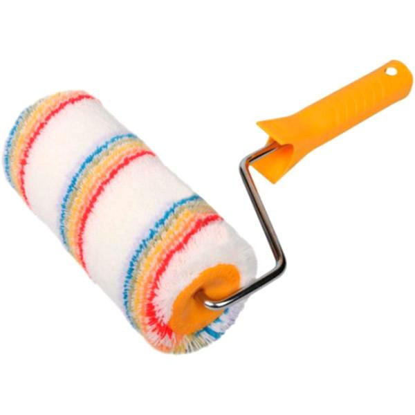 Валик с ручкой Kaem Rainbow 25 см 48 мм d 8 мм