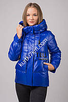 Короткая куртка парка Visdeer 286