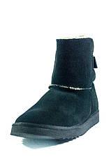 Угги женские Inblu EY-1X черные (36), фото 3