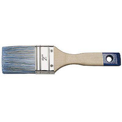 Кисть плоская синяя Kaem 0204-417130 3''