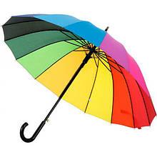 Зонтик-трость Susino радуга 58 см