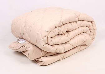 Одеяло двуспальное евроразмер микрофибра холофайбер 200*210 евро (5043) TM KRISPOL Украина, фото 2