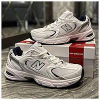 Кроссовки New Balance 530 White Silver, кроссовки нью беленс 530, кросівки New Balance 530, кроссовки NB 530