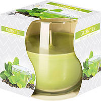 Арома-свеча Bispol sn71-83 зеленый чай