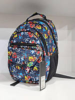 Ортопедический школьный рюкзак Dolly 501 с Angry Birds