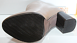Ботинки женские кожаные от производителя модель КЛ2061-1, фото 4