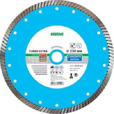 Круг алмазный Distar Turbo Extra 125x22.2 мм бетон
