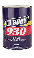 Антикорозійна мастика BODY 930 (5 кг)