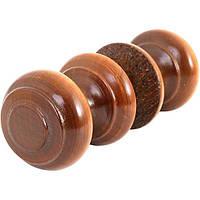 Ручка дверная Фенстер деревянная орех