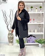 Пальто жіноче мод. 808 (48-50, 52-54)