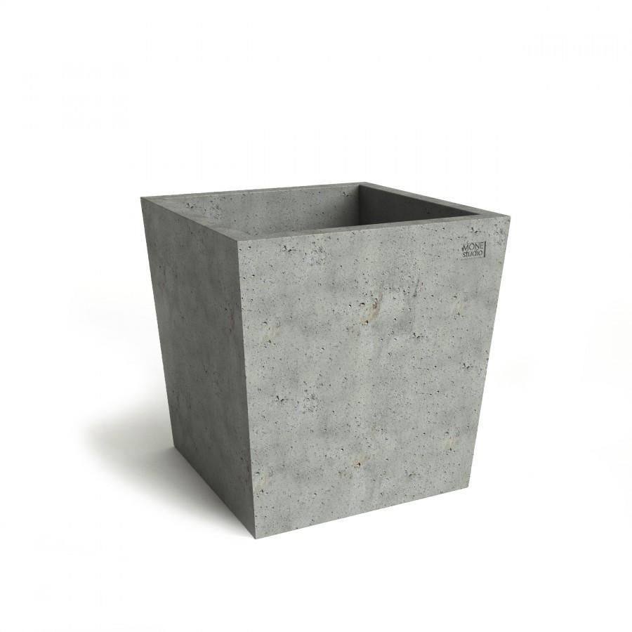 Бетонная ваза Дельта