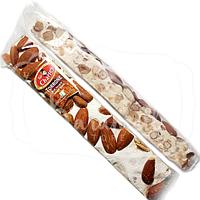 Нуга белая с арахисом  и миндалем Sir Charles  Италия 100г