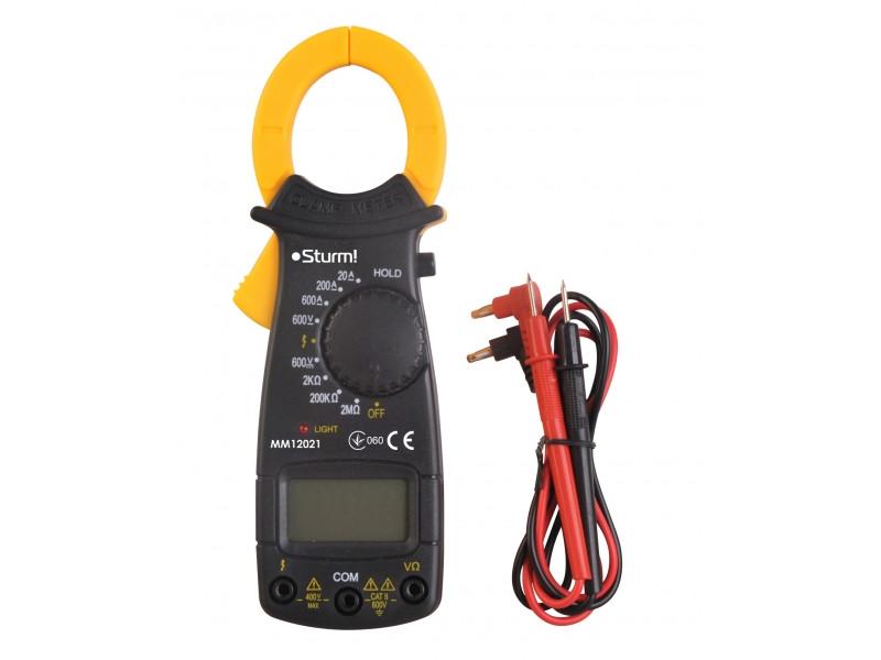 Мультиметр Sturm MM12021 / 24 месяца гарантия